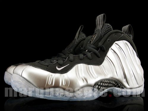 Nike Air Foamposite One 'Metallic Pewter' - First Look