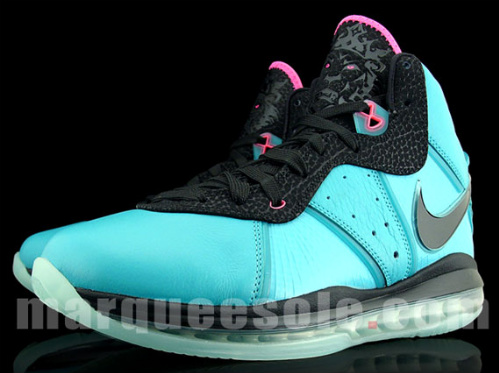 Nike Air Max LeBron VIII 'Pre-Heat' - New Images