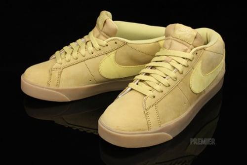 Nike SB Blazer CS - Metallic Gold - Gold Dust - November 2010