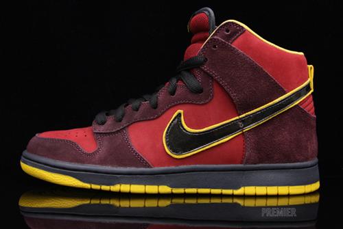 Nike SB Dunk High 'Ironman' Hitting Retail