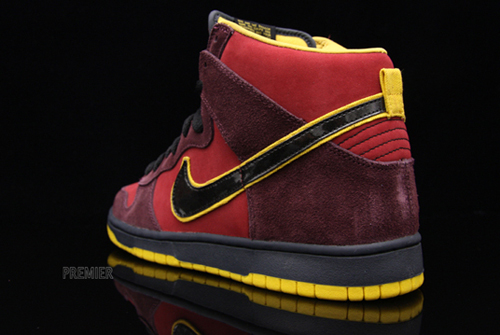 Nike SB Dunk High 'Ironman' Hitting Retail