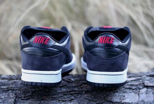 Nike SB Dunk Low - Dark Charcoal/Black