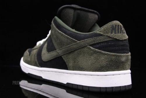 Nike Dunk Low SB - 'Un-Loden' - Detailed Images