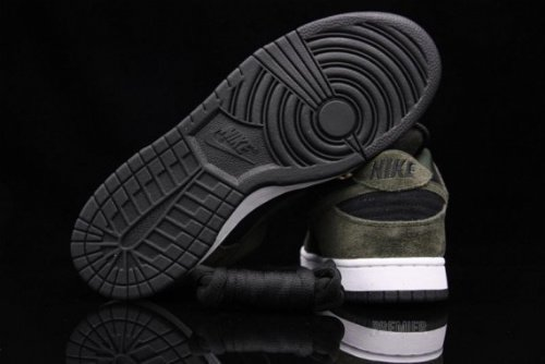 Nike Dunk Low SB - 'Un-Loden' - Detailed Images