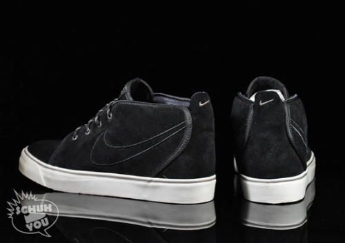 Nike Toki ND - Deep Burgundy & Black