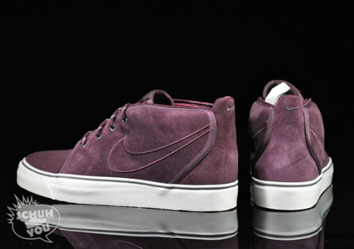 Nike Toki ND - Deep Burgundy & Black