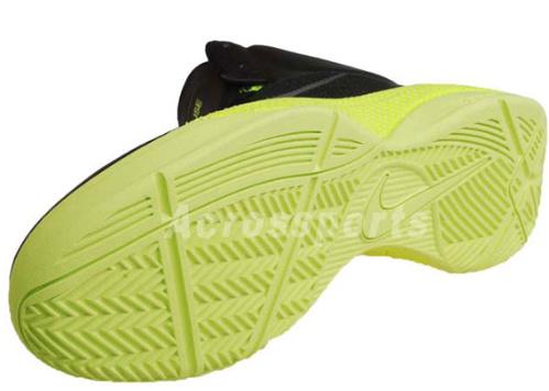 Nike Zoom Hyperfuse - Black/Volt