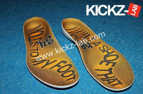 Nike Zoom Kobe VI - Black/Grey-Del Sol - Detailed Images