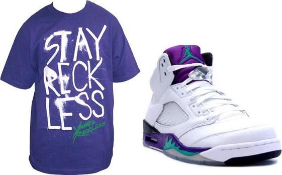 Sneakers x Young Reckless