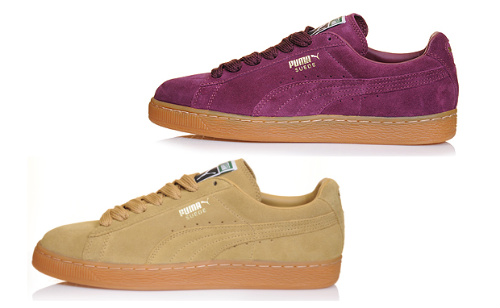 Puma Suede - Holiday Lineup