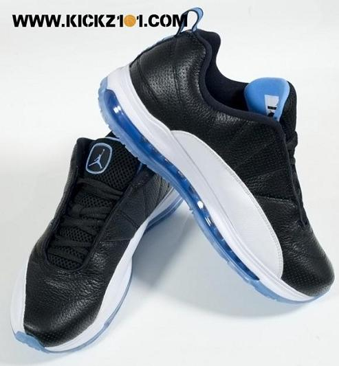 Jordan CMFT Max Air 12 LTR Black University Blue White
