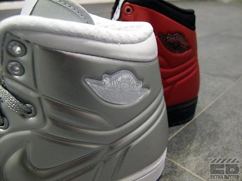 new arrival 2076a e9f99 Air Jordan 1 Anodized Hitting Retail