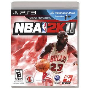 Win NBA 2K11 for PS3