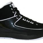 Air Jordan Retro II Black / White Available Now