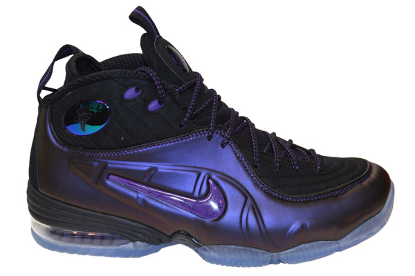 Nike Air 1/2 Cent 'Eggplant' Available Now