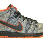 Nike Dunk Mid Premium SB QS 'REAL TREE' Now Available