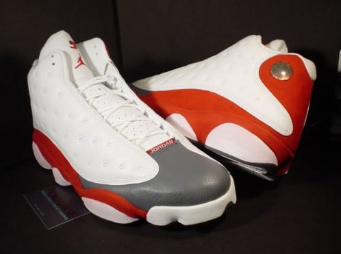Air Jordan XIII - Jason Kidd PE