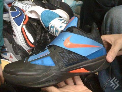 Nike Zoom KD4 Sample First Look