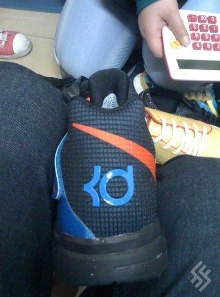 Nike Zoom KD4 Sample First Look