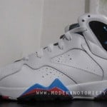 Air Jordan VII 'Orion Blue' Sample