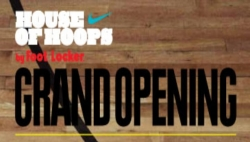 House Of Hoops Detroit - Grand Opening Friday