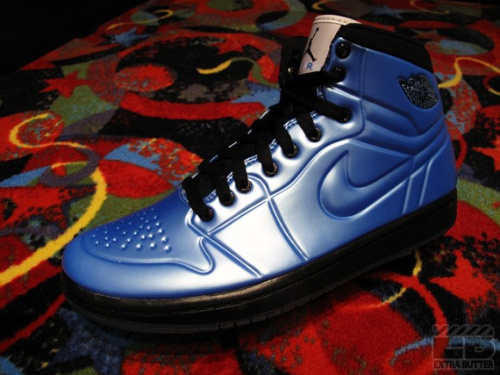 Air Jordan 1 Anodized - December 2010 Colorways Available
