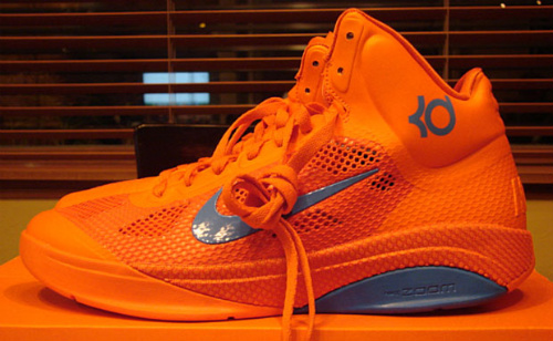 Nike Zoom Hyperfuse 'Creamsicle' - Kevin Durant PE