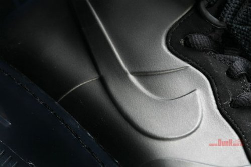 Nike Air Force 1 'Foamposite' - Black - Detailed Look