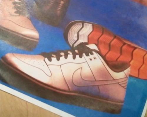 newest dba4f 3cfa0 Nike 6.0 Dunk S.E.  DeLorean