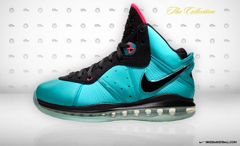 LeBron 8 'South Beach' Release Update