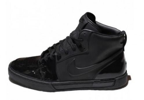 NikeAirRoyalMidBlackPatentMatte1