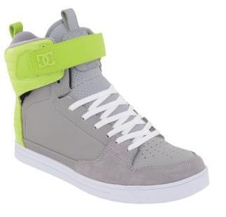 DC Royal - Grey / Lime