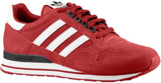 Adidas Adicolor ZX500: Rasta, Iron, Cardinal
