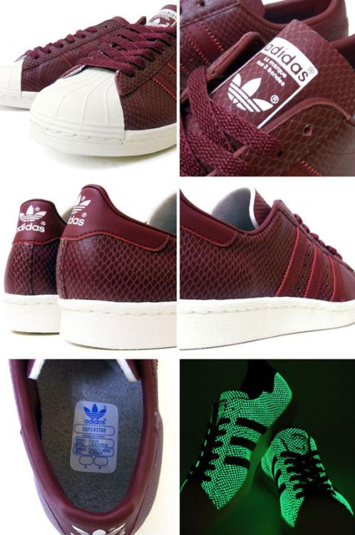 Atmos x Adidas Originals - 'G-SNK II' Superstar 80's