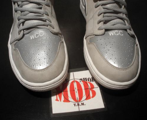 Air Jordan 1 Retro - Jesse James WCC Promo Sample