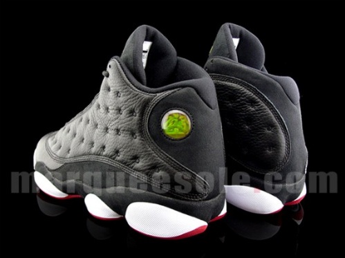 Air Jordan Retro XIII 'Playoff' - New Images