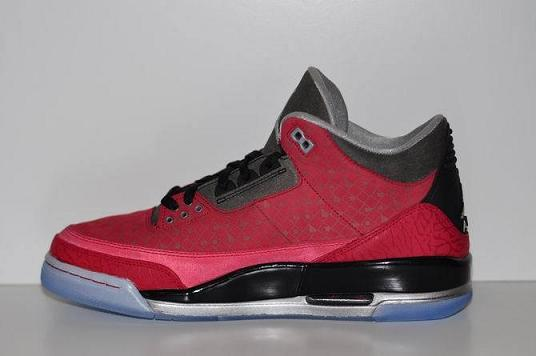 Air Jordan Retro 3 'Doernbecher' New Images