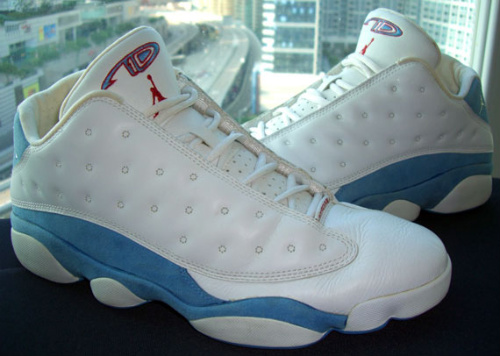 Air Jordan XIII Low - Mike Bibby PE