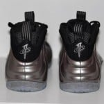 Nike Air Foamposite One 'Metallic Pewter' Detailed Images