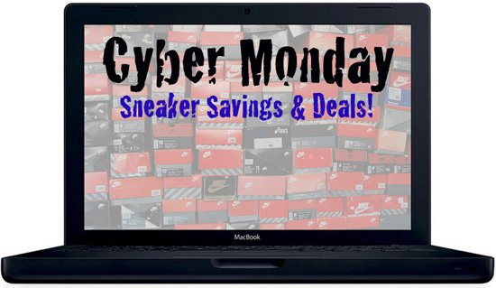 Cyber Monday Sneaker Savings Deals
