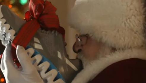 Video: Foot Locker Merry Kicksmas