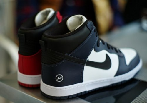 Fragment Design x Nike Dunk High