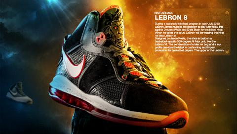 Foot Locker Launches History of LeBron