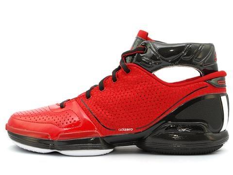 adidas adiZero Rose University Red / Black