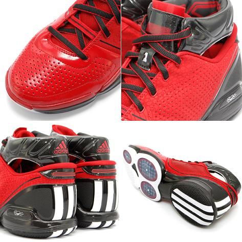 adidas adiZero Rose University Red / Black