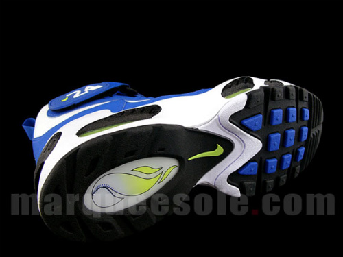 Nike Air Griffey Max 1 'Volt' - GS Sizes