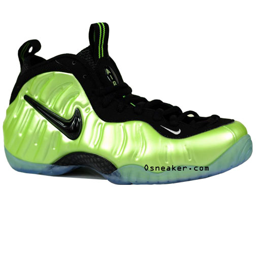 Nike Foamposite Pro 'Electric Green'