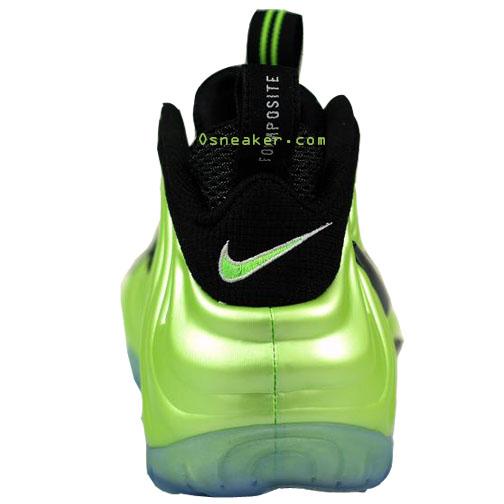 the best attitude b0962 59e6b chic Nike Foamposite Pro Electric Green