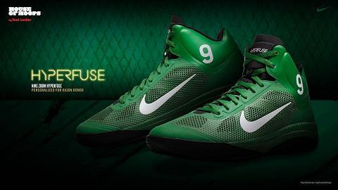 HOH Nike Zoom Hyperfuse Rajon Rondo PE