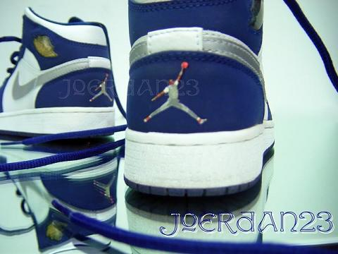 Air Jordan 1 Sample 2001